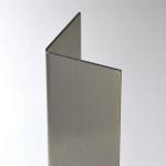 2 x 2 x 48 x 16 Gauge Stainless Steel Corner Guard 4 Finish